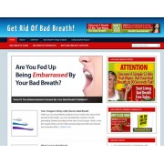 Bad Breath Niche Blog