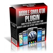 Mobile Simulator Plugin