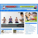 Pregnancy niche website