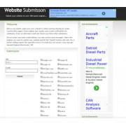 Website Submisson Script