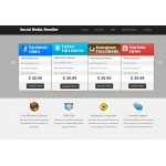 Social Reseller Website