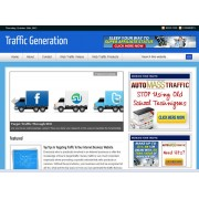 Traffic Generation Niche Blog