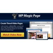 WordPress Magic Page Plugin